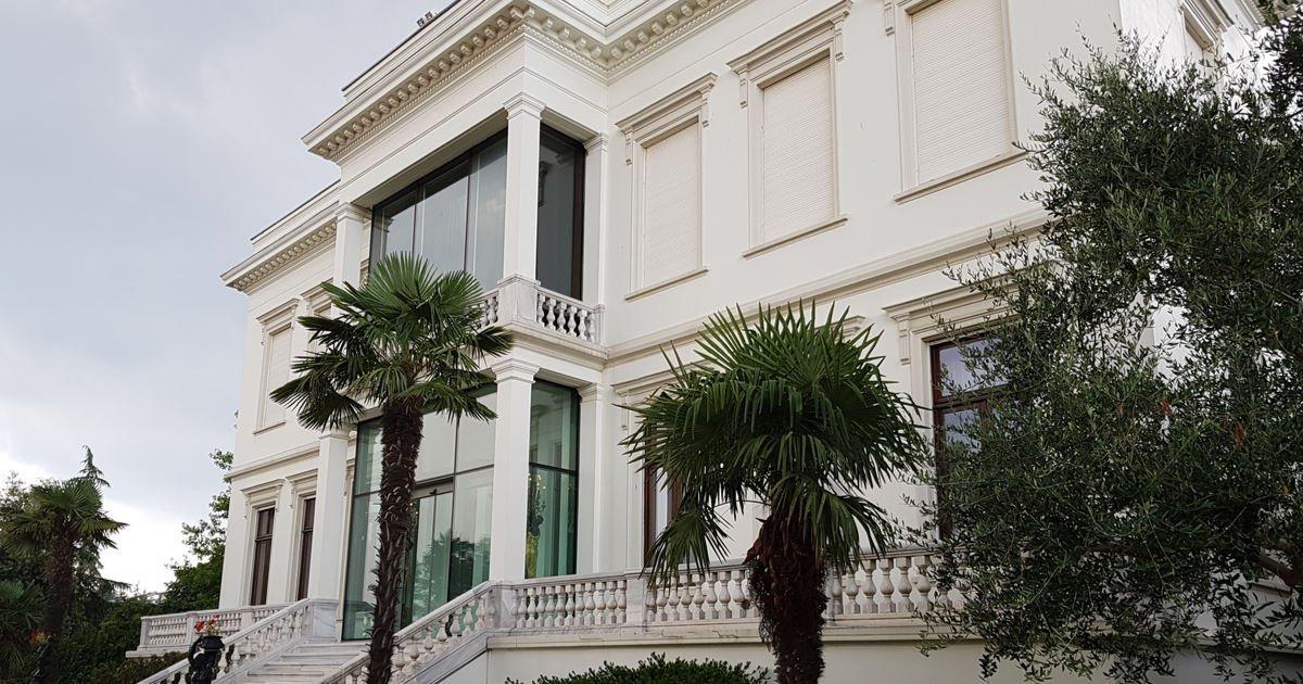 Sakıp Sabancı Museum in Istanbul