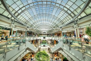 Istinye Park Shopping Mall in Istanbul