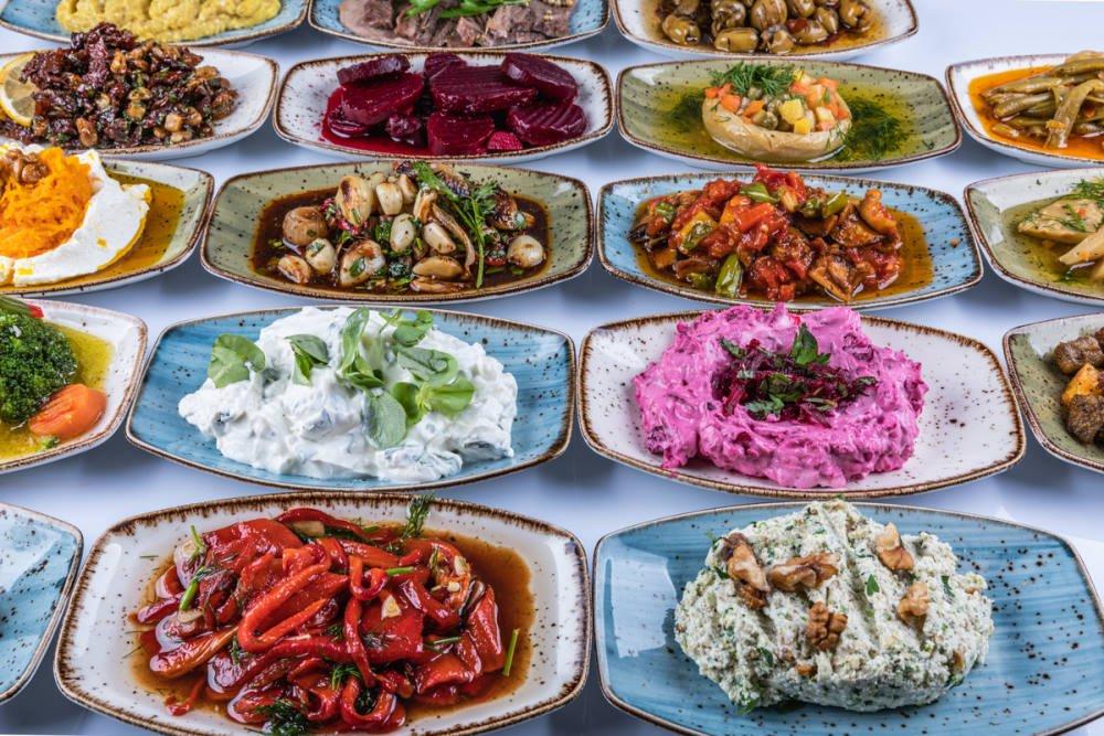 The Turkish culinary heritage
