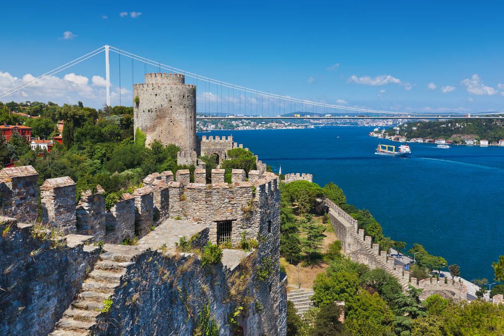 rumeli fortress - rumeli hisar istanbul museum tourist information