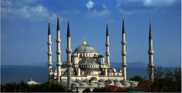 Sultanahmet Moschee