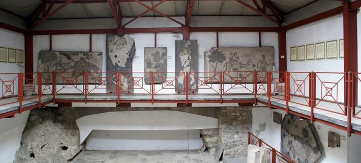 Mosaikenmuseum Istanbul (Büyük Saray Mozaikler Müzesi)