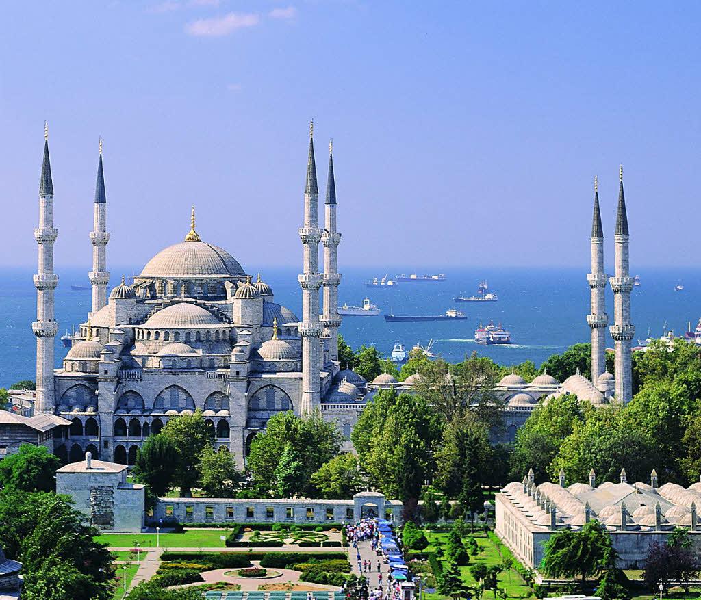 Türkische Moschee