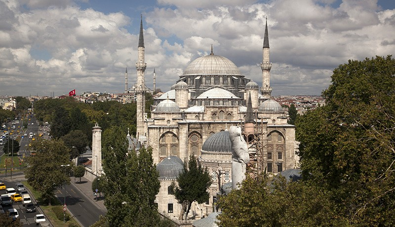 Şehzade Moschee Istanbul