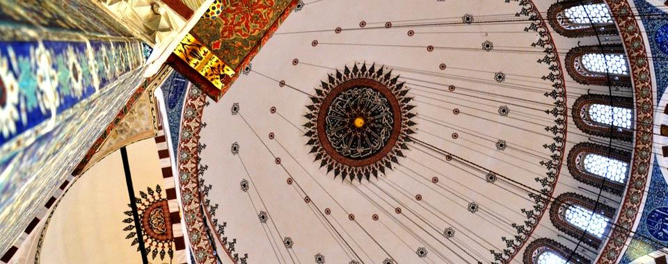 Rüştem Paşa Moschee Istanbul