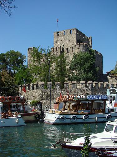 Anatolische Festung