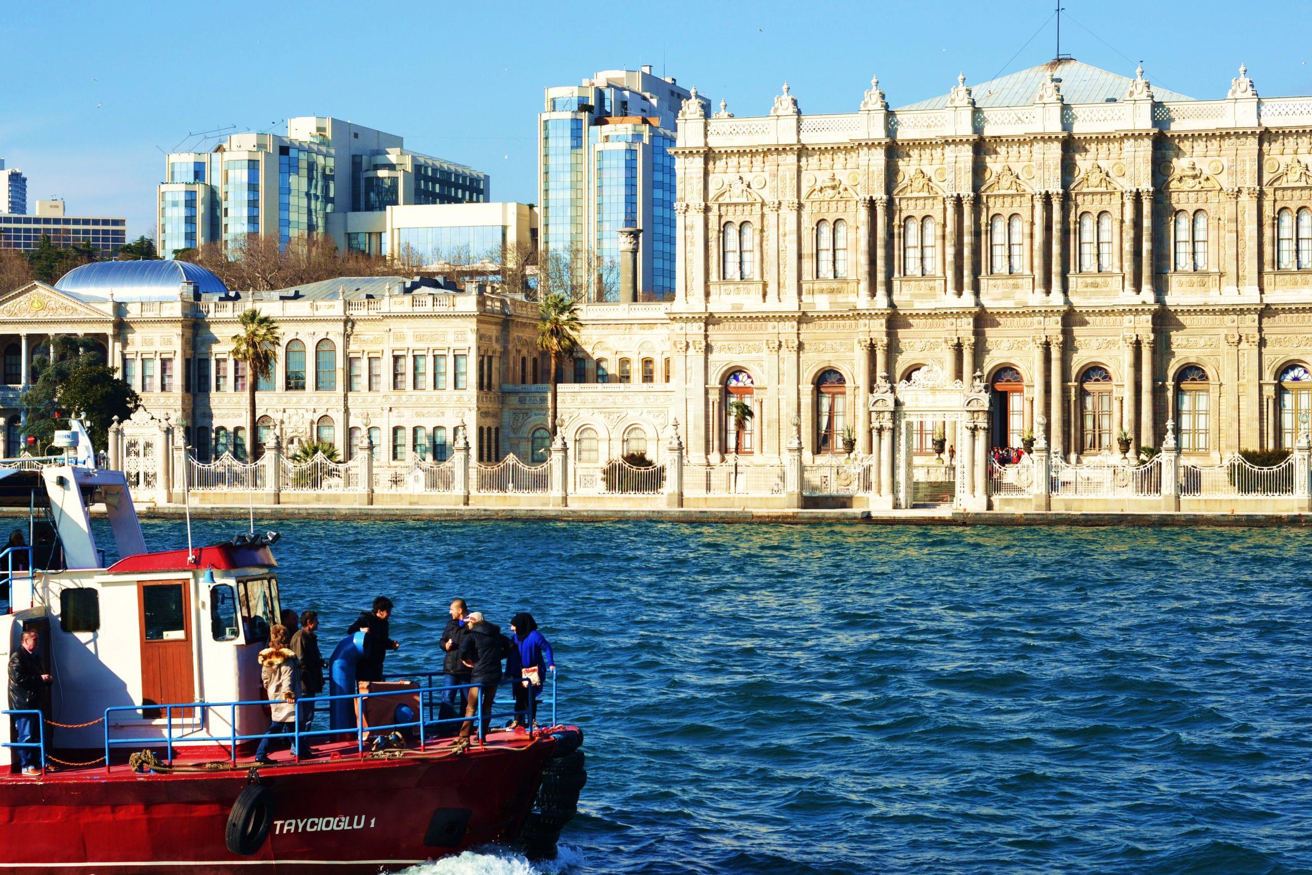 Bosporus Fahrten