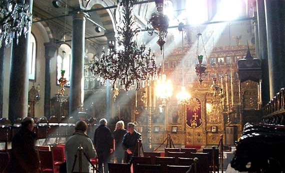 Ökumenisches Patriarchat Georgskathedrale Istanbul