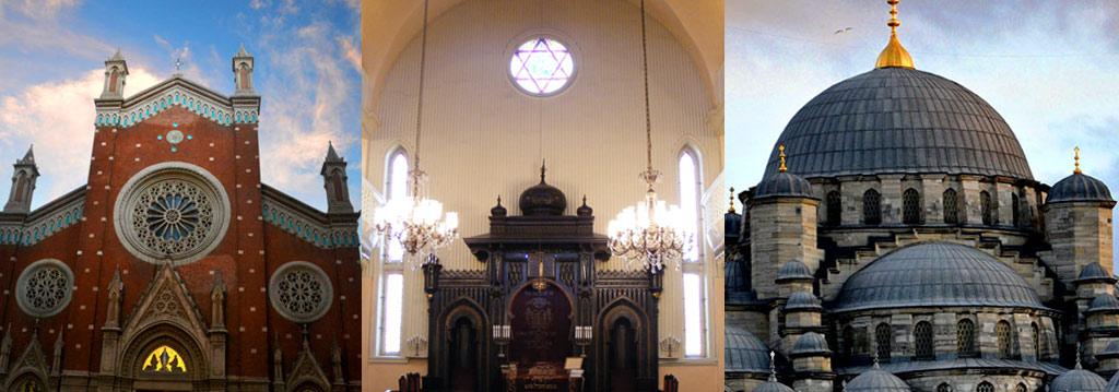 Die Drei Religionen Istanbul-Tourist-Information.com