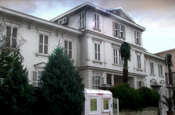 Armenisches Patriarchat in Istanbul