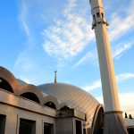 Şakirin Moschee Minarett