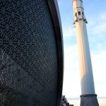 Şakirin Moschee Fassade