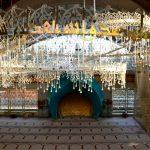 Şakirin Moschee Innenansicht