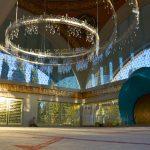Şakirin Moschee Innen