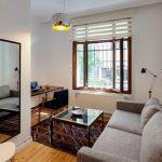 Studio Apartment mit zwei Schlafzimmern