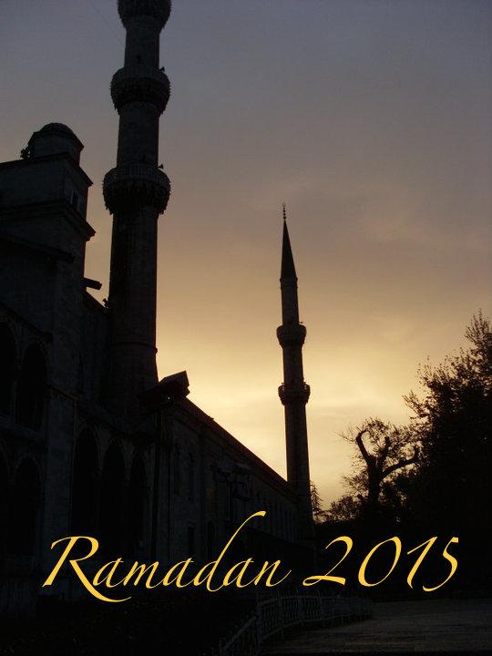 Ramadan in Istanbul 2015