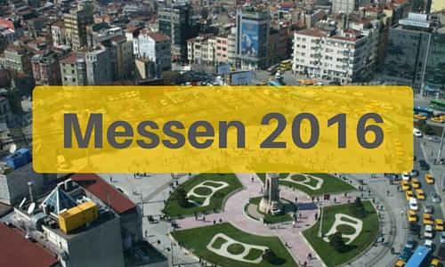 Messen Istanbul 2016