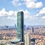 Istanbuls höchstes Gebäude