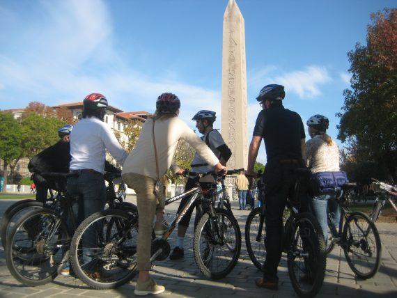 Istanbul mit dem Fahrrad