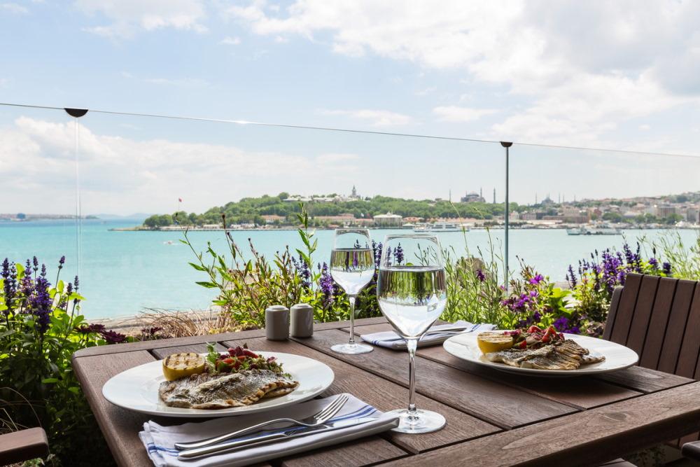 Gastronomy in Istanbul