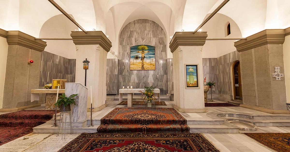 Sankt George Austrian Church istanbul