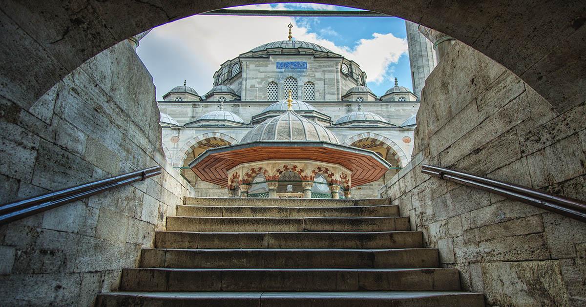 Sokollu Mehmed Paşa Mosque in Istanbul