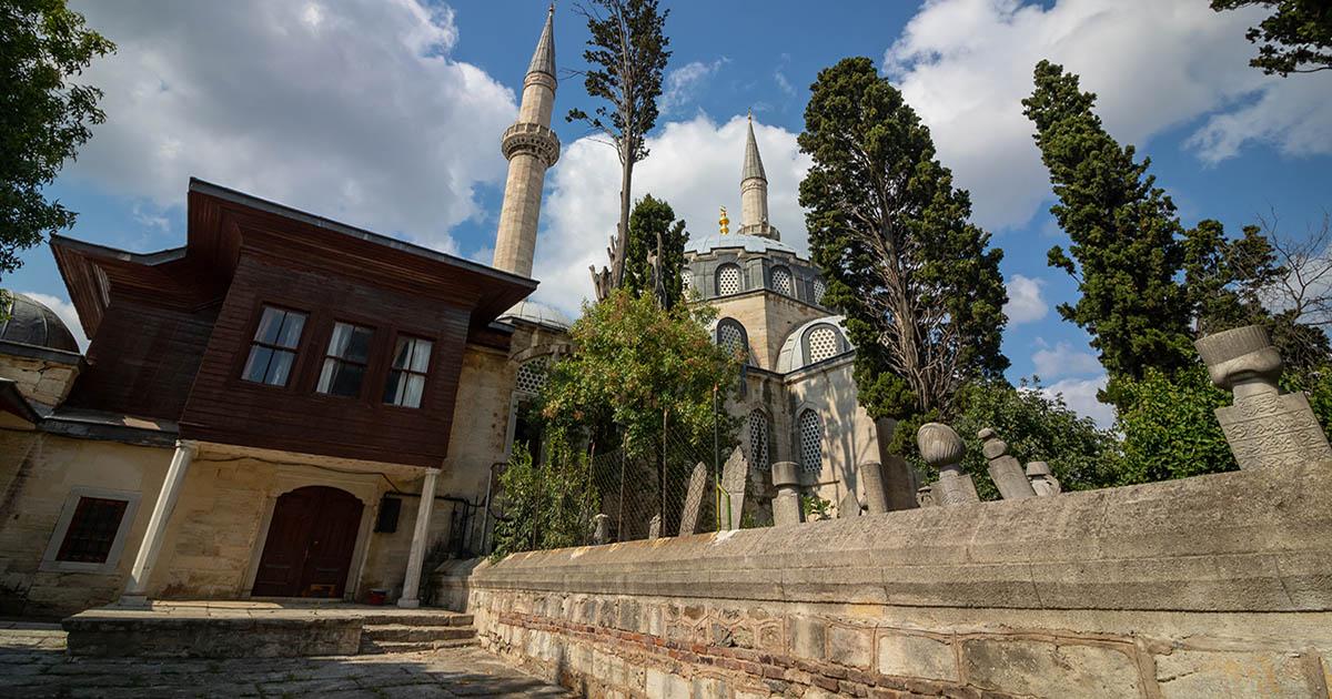 Valide Atik Mosque in Uskudar in Istanbul