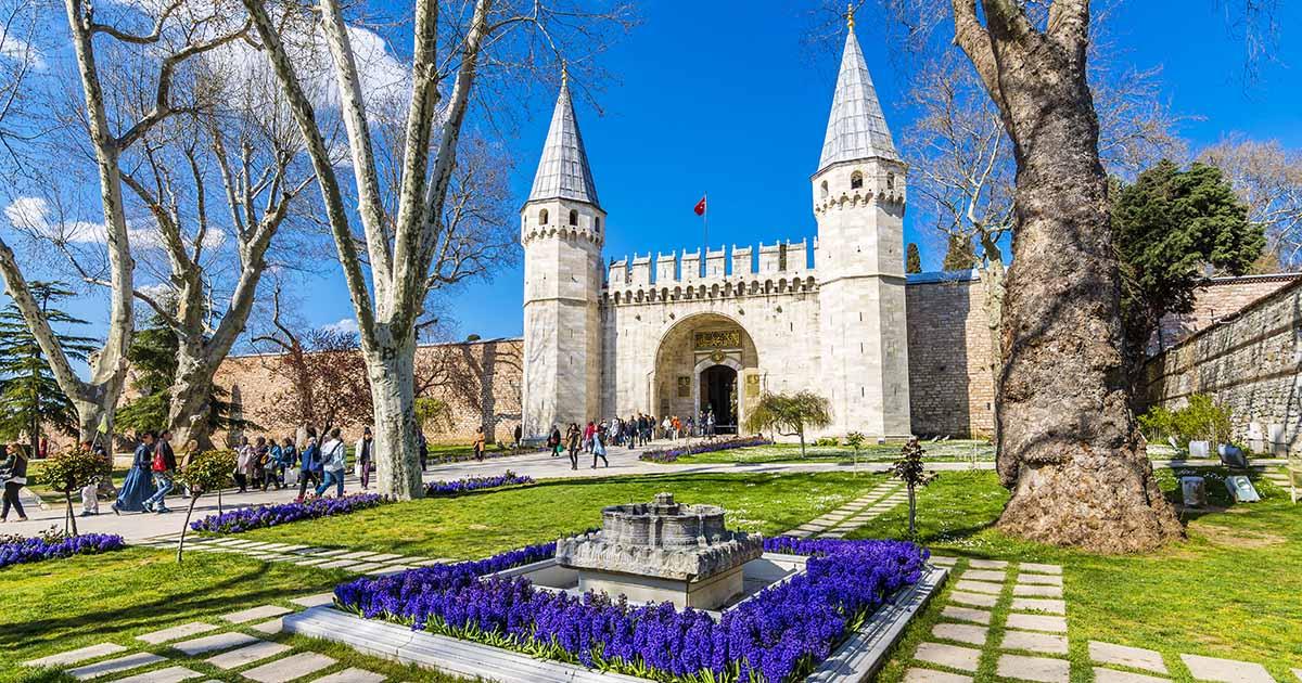 topkapi museum in istanbul