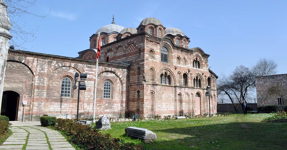 Fethiye Mosque in Istanbul Turkey