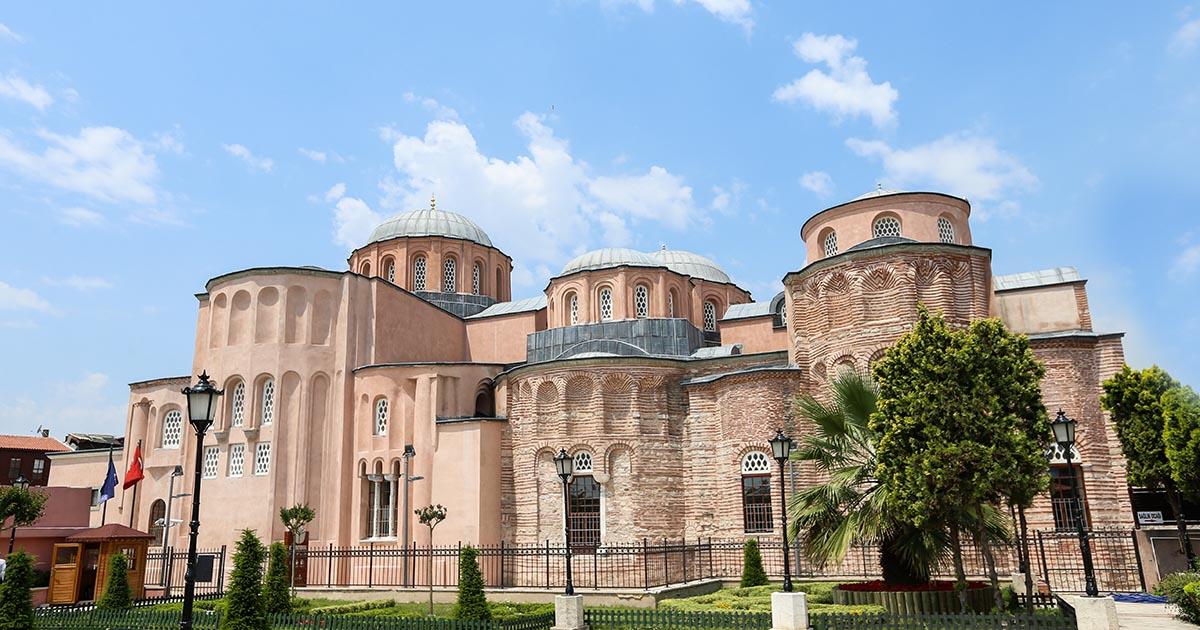 Zeyrek Mosque Fatih in Istanbul