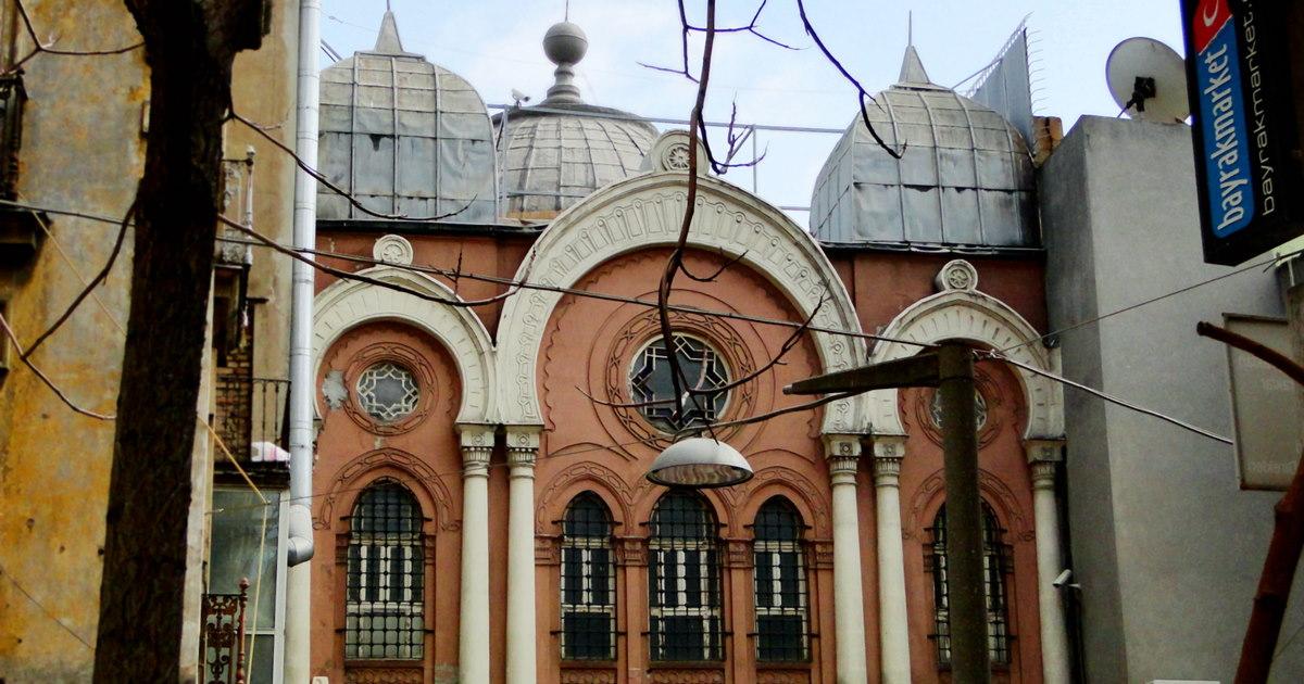 Ashkenazi Synagogue of Istanbul