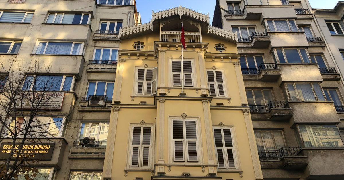 Atatürk Museum in Istanbul