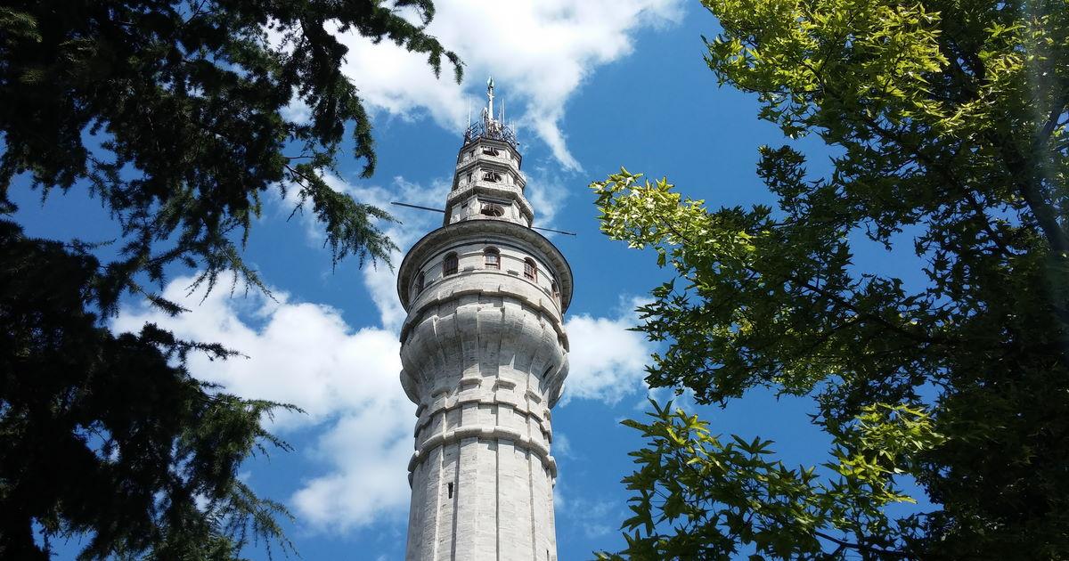 Beyazıt Tower in Istanbul