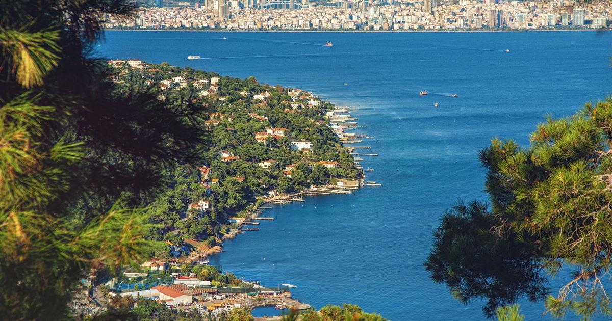 Büyükada in Istanbul