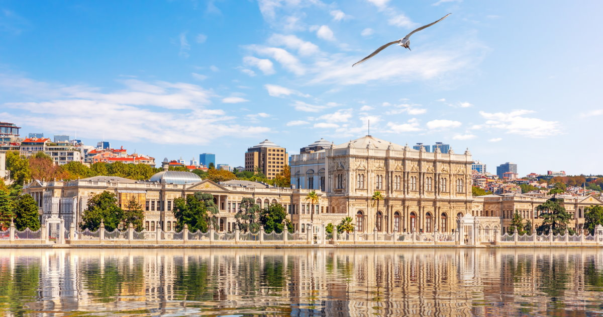 Castles & Palaces in Istanbul