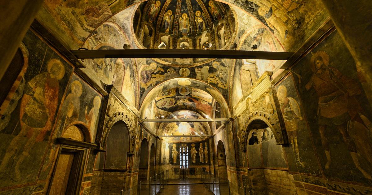 Chora Museum in Istanbul