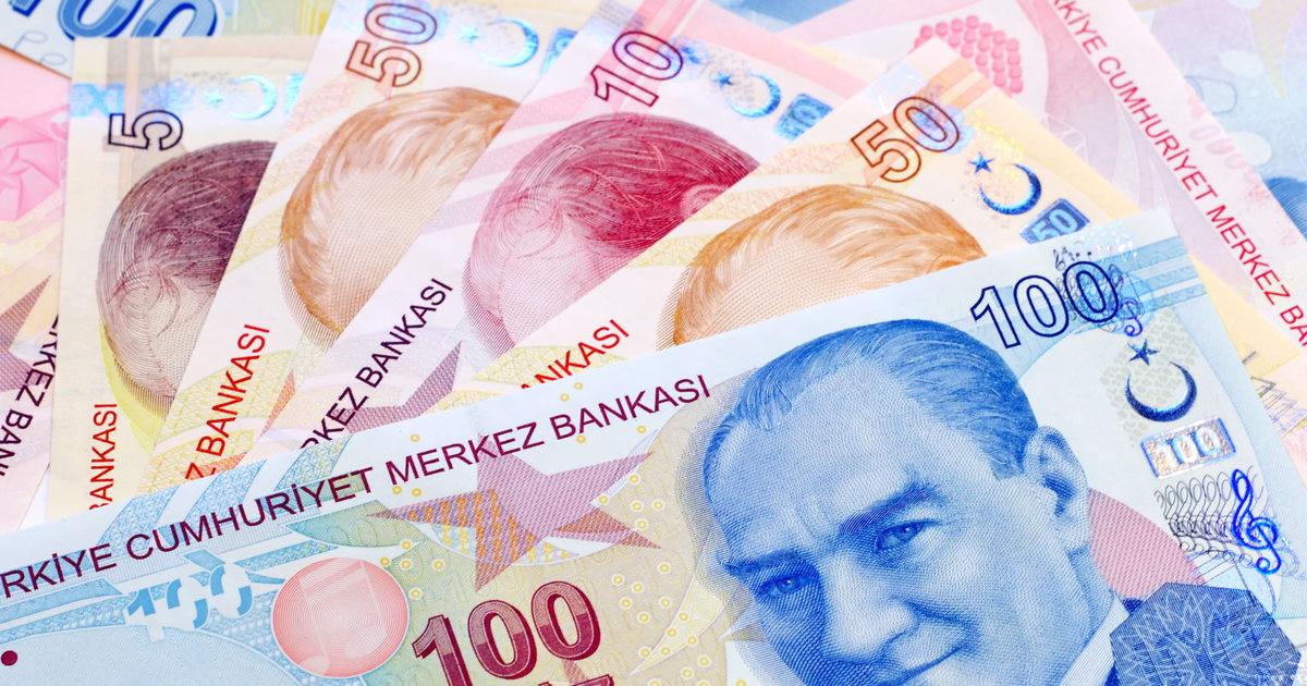 Currency Turkish Lira