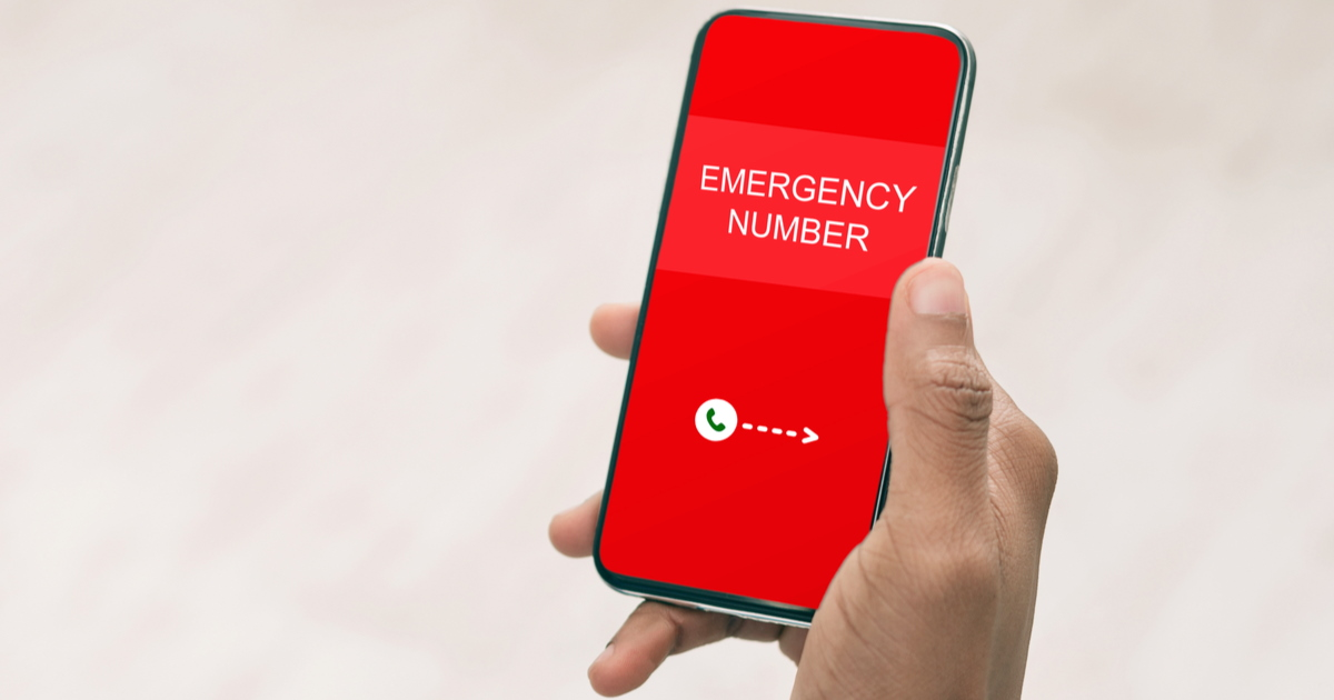 Emergency numbers for Istanbul