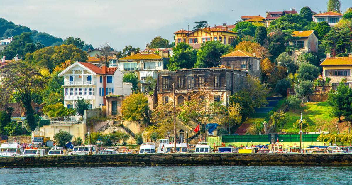 Heybeliada in Istanbul