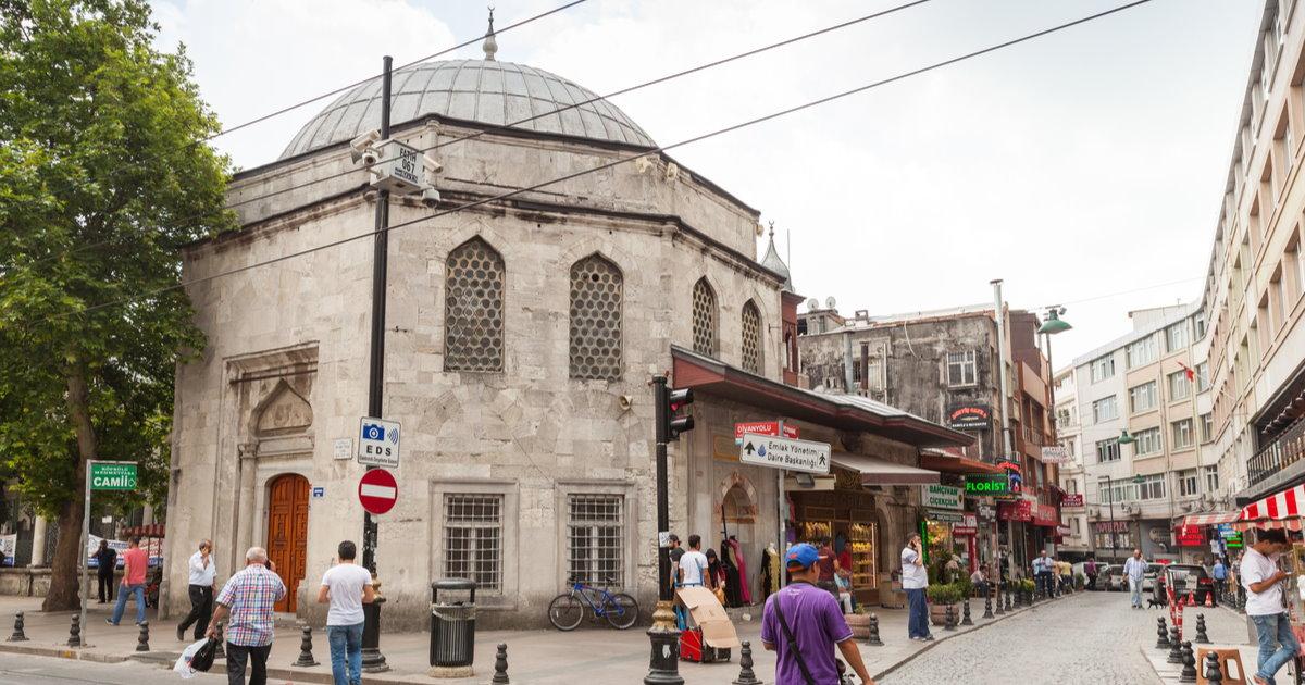 Koprulu Mehmet Pasa Mosque in Istanbul