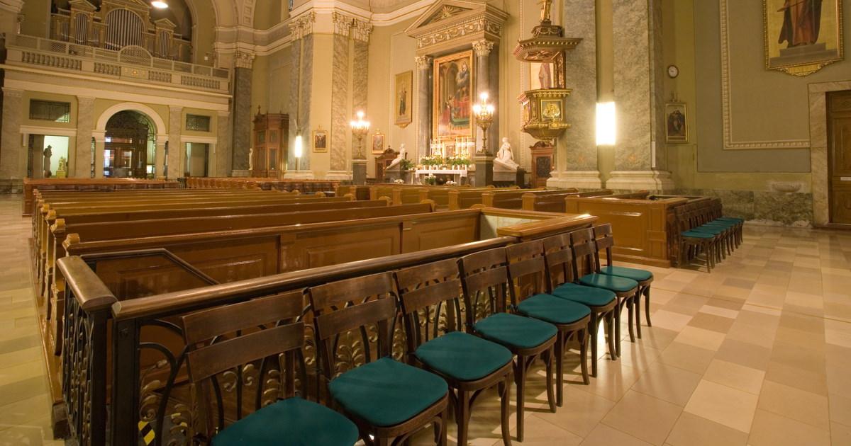 Kreuzkirche der Evangelischen Gemeinde deutscher Sprache