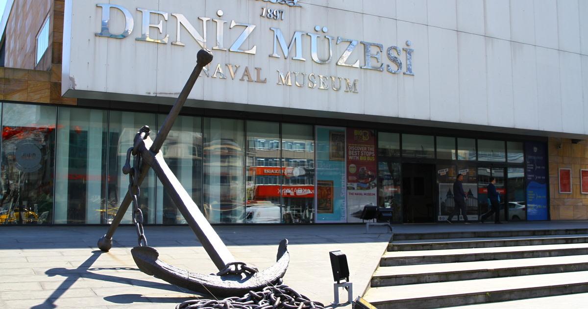 Maritime Museum in Istanbul