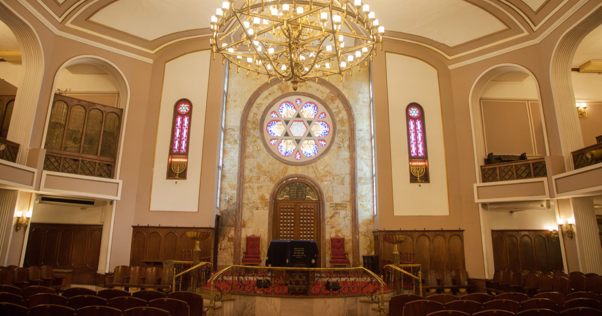 Neve Shalom Synagoge in Istanbul