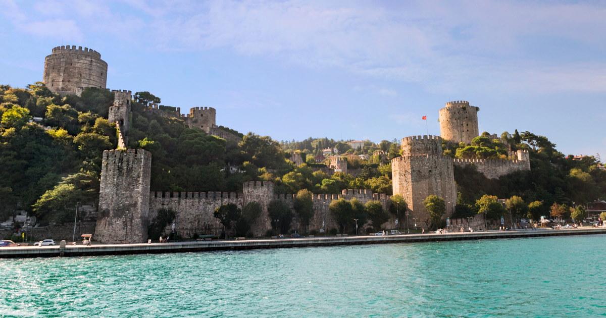 Rumeli Hisari fortress in Istanbu