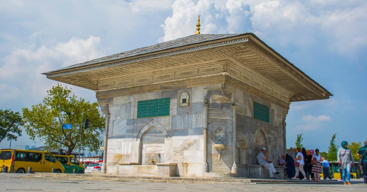 Sultan Ahmet III. Brunnen Üsküdar