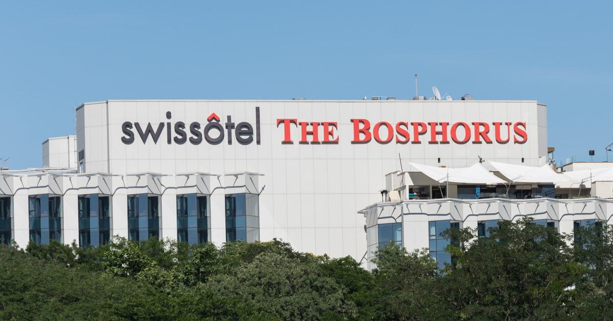 Swissôtel The Bosphorus in Istanbul