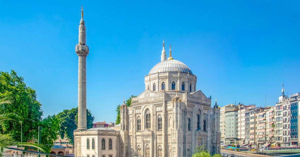Valide Sultan Mosque in Istanbul