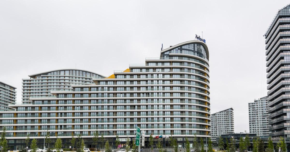 radisson blu hotel istanbul