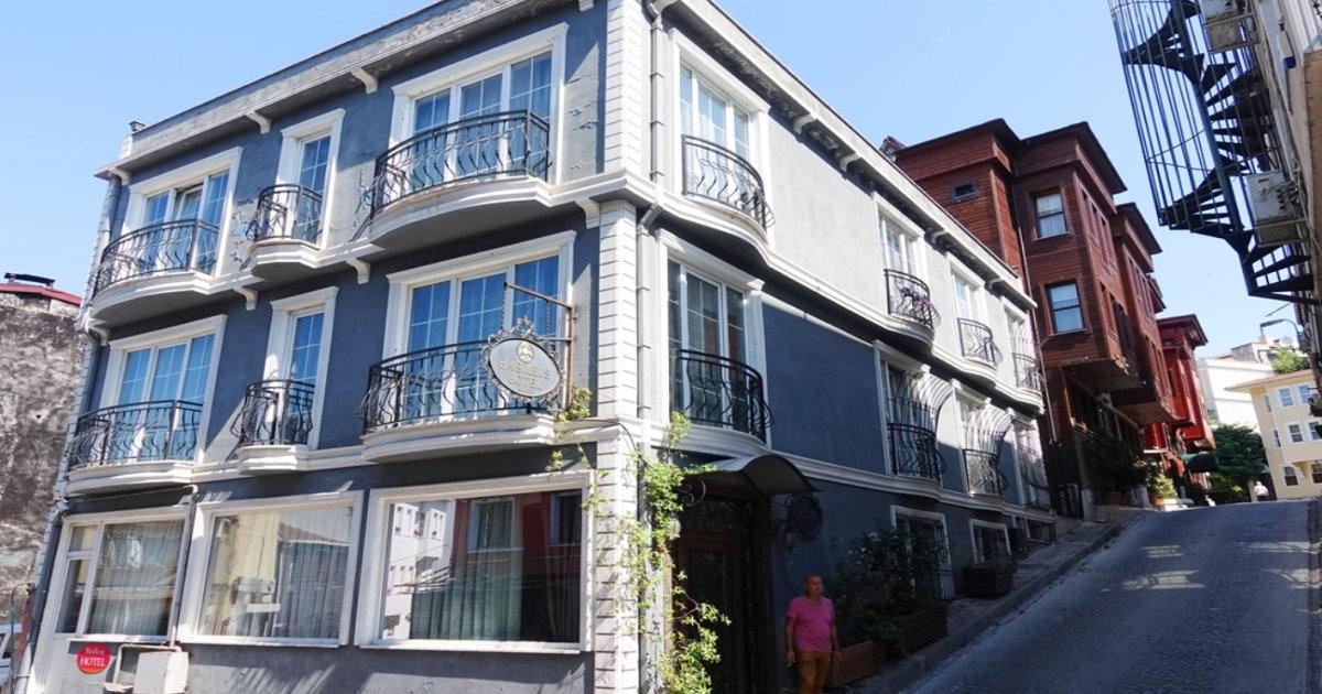 Basileus Hotel in Istanbıul