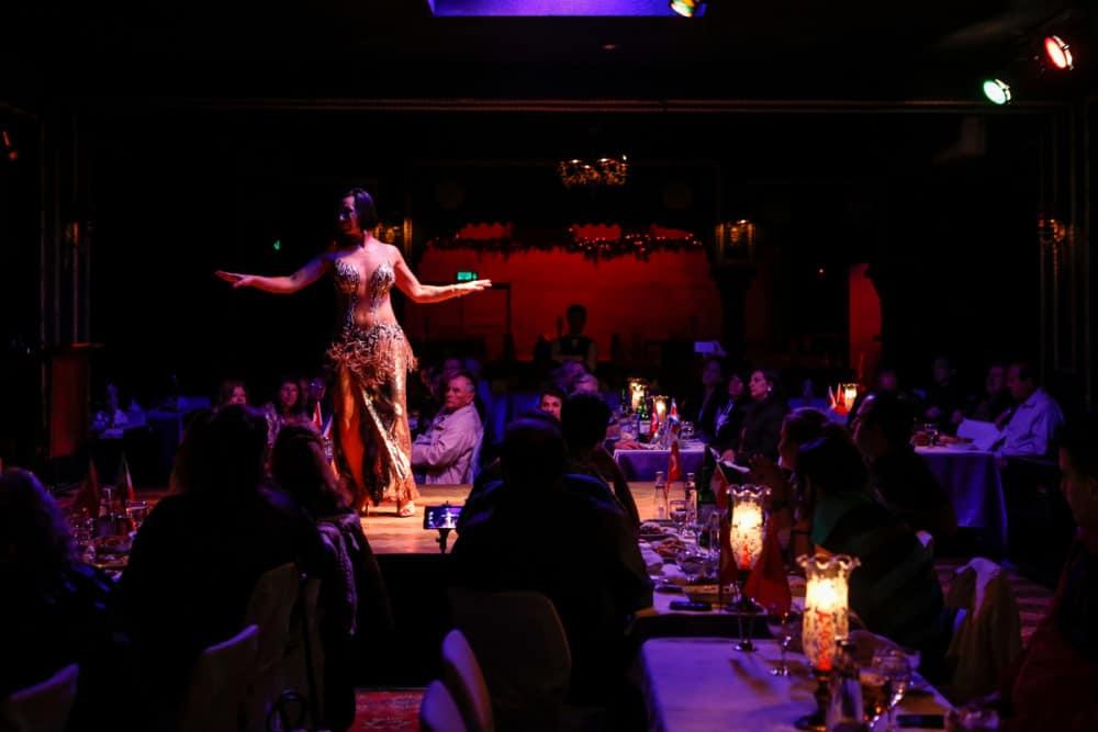 Oriental dance experience in Istanbul in Turkey